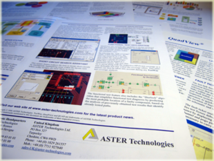 Partnership Agreement with ASTER Technologies Signed