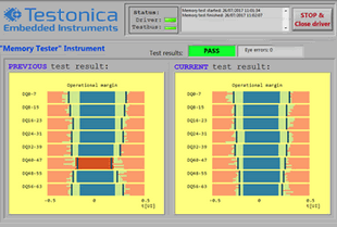 Testonica delivers technology for Marginal Defect detection on DDR3/4 bus